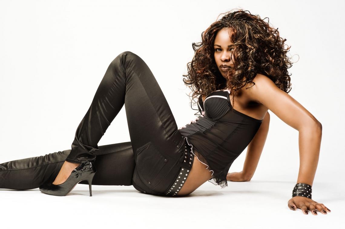 Fotomodell Whitney